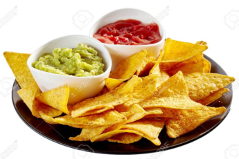 NACHO'S WITH SALSA