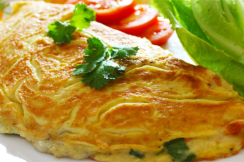 CHEES OMLET