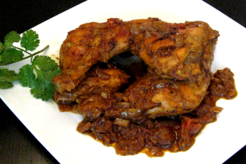 CHICKEN DRY (BHUNA FULL)